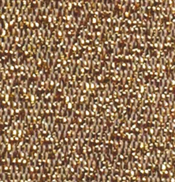 Medaljband brons långt, 22mm bredd (70033)
