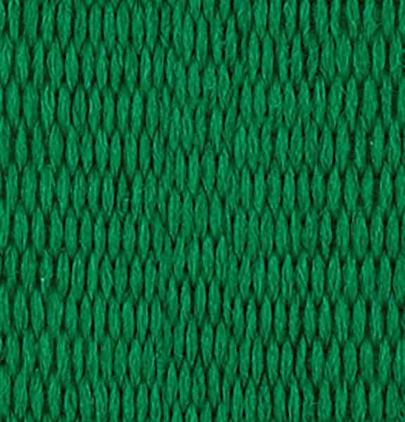 Medaljband grönt långt, 22mm bredd (70036)