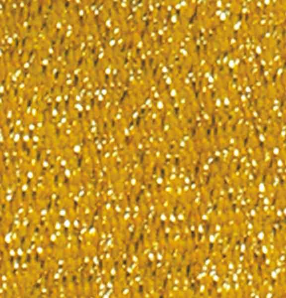 Medaljband guld långt, 22mm bredd (70031)