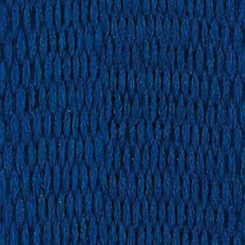 Medaljband marinblått långt, 22mm bredd (70035)