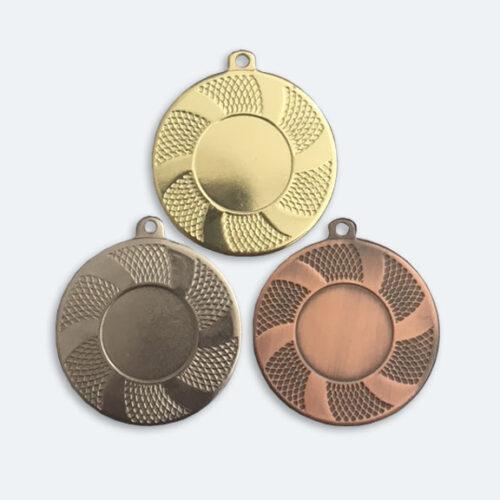 Medaljer 50mm i Guld, Silver och Brons - 11553-1,2,3