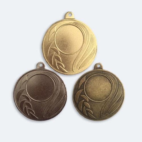 Medaljer Vetekransen 50mm i Guld, Silver och Brons - 11551-1,2,3